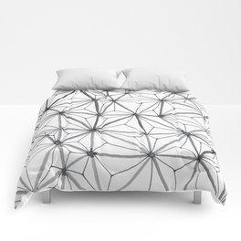 Organic Web Four Comforters
