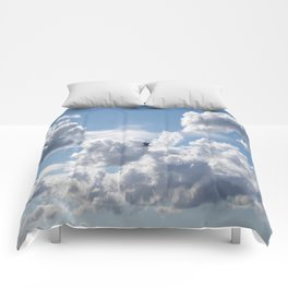 Free as a bird Comforters