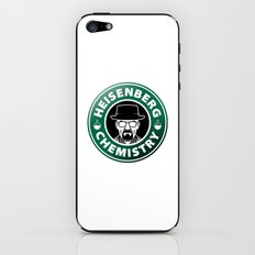 Heisenberg Chemistry - Breaking Bad iPhone & iPod Skin