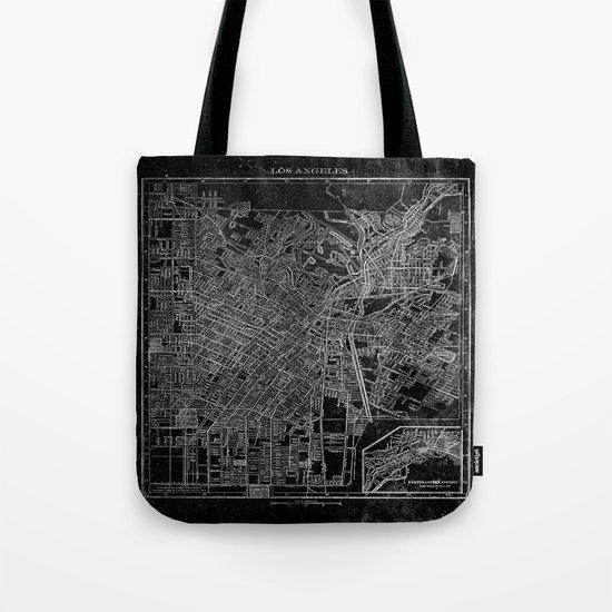 Los Angeles, California, Circa 1908. Tote Bag
