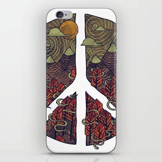 Peaceful Landscape iPhone & iPod Skin
