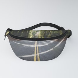 Redwoods Road Trip - Nature Photography Fanny Pack