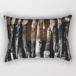 Yucca Points— Icons & Relics. Rectangular Pillow
