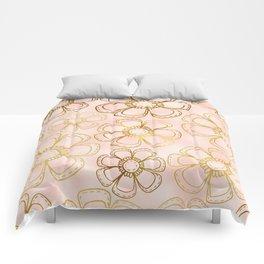 cute meets elegant Comforters