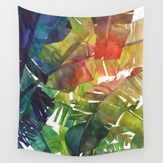 The Jungle vol 5 Wall Tapestry