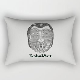 TribalArt Rectangular Pillow