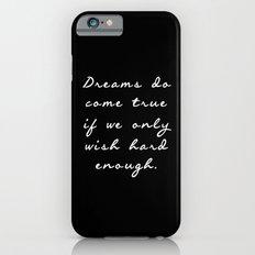 Dreamers  iPhone 6 Slim Case