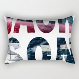 My lovely jackson unisex T-shirt Rectangular Pillow