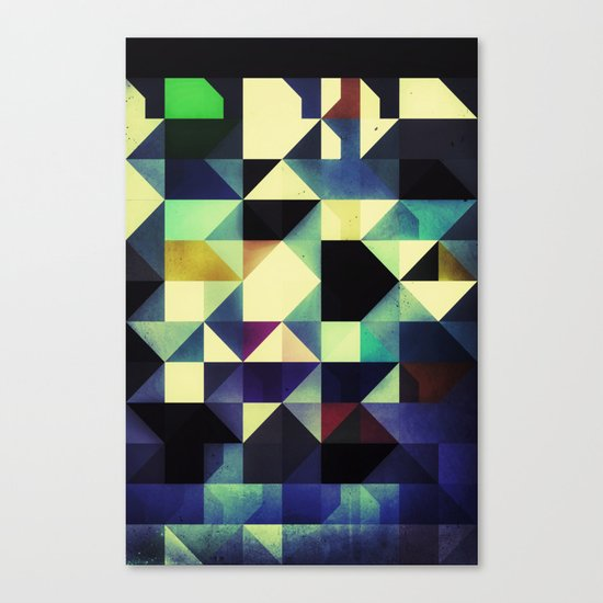 no rylyf Canvas Print