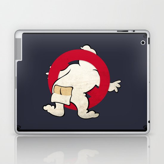 It's getting cold in here Laptop & iPad Skin