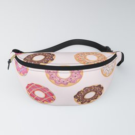 Pink Doughnuts Fanny Pack