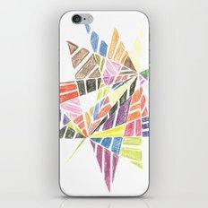 Jagged iPhone & iPod Skin