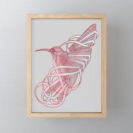 Set Me Free Framed Mini Art Print