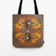 Autumn Composition Tote Bag