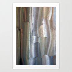 Titaium  Art Print