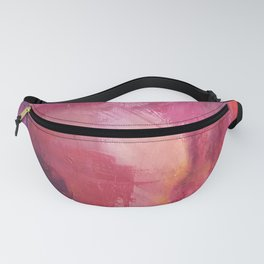 Evening in Pink Fanny Pack