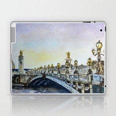 Pont Alexandre III Laptop & iPad Skin