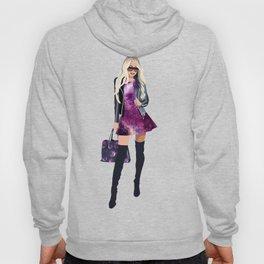 Fashion Cosmo Girl Hoody