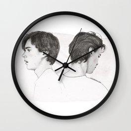 Isak and Even   Du er ikke alene Wall Clock
