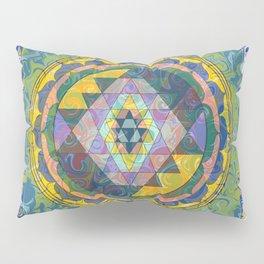 Dynama Sri Yantra Pillow Sham