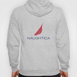 NAUGHTICA - white Hoody