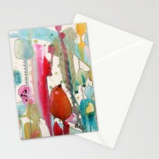 jouons aux bois Stationery Cards