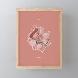 Taurus Framed Mini Art Print