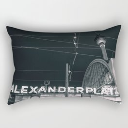 Alexander Platz Rectangular Pillow