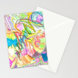 Anno nuovo Stationery Cards