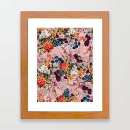 Summer Botanical Garden VIII - II Framed Art Print