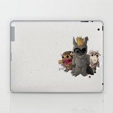 Wild 1 two Laptop & iPad Skin