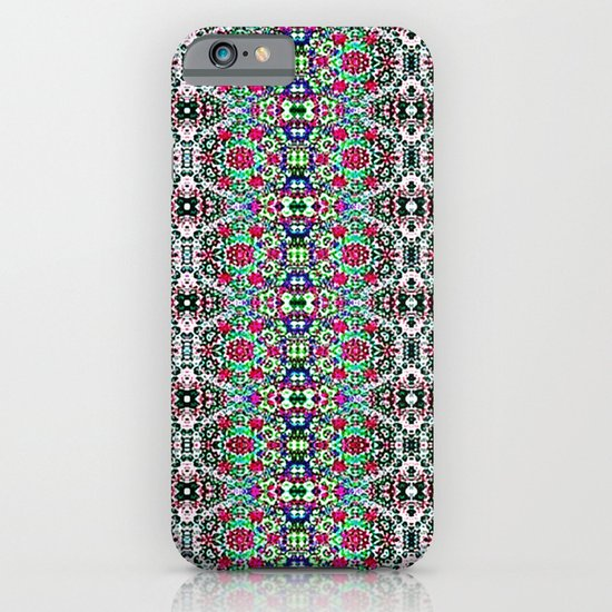 Victorian Garden 2 iPhone & iPod Case