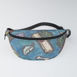 Beware the Smiling Dungeon Master Fanny Pack