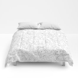 Chu Chu Angel : Pattern Print Comforters