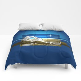 The Bright Morning Star Comforters