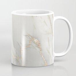 Marble Love Bronze Metallic Coffee Mug