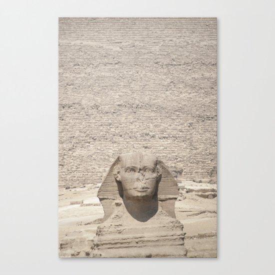Great Pyramid Canvas Print