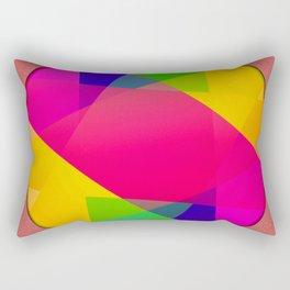 Point of colors  #2 Rectangular Pillow