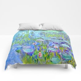 Water Lilies monet : Nympheas Comforters