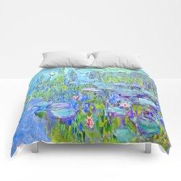 Water Lilies monet : Nympheas Comforters