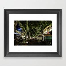Faneuil Hall, Boston MA Framed Art Print