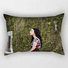Summer Beauty Rectangular Pillow