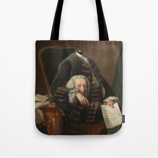Beheaded Tote Bag