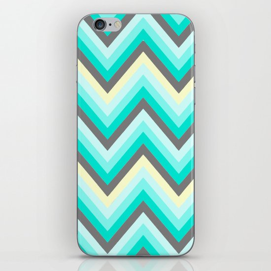 Simple Chevron iPhone & iPod Skin