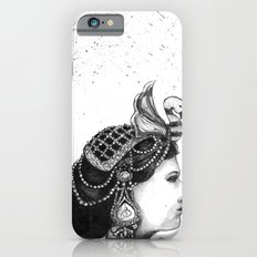 1920s Circus Queen Slim Case iPhone 6s