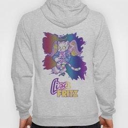 Lisa Fritz the Cat Hoody