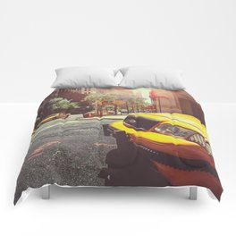 NYC Taxi Cab Comforters