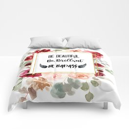 Be Badass Comforters