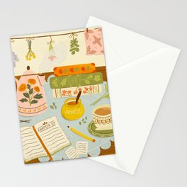 Reading Break Stationery Cards
