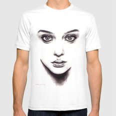 Bewitched  Mens Fitted Tee White MEDIUM